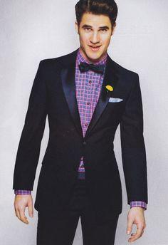 Darren Chris. yum.