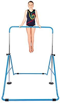 Amazon.com : Safly Fun Gymnastics Bars Expandable Children's Training Monkey Folding Bars Climbing Tower Child…   Gymnastics bar, Kids playing, Gymnastics