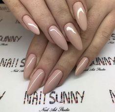 Nail Shapes - My Cool Nail Designs Perfect Nails, Gorgeous Nails, Love Nails, Pink Nails, Classy Nails, Stylish Nails, Trendy Nails, Acrylic Nail Shapes, Acrylic Nail Designs