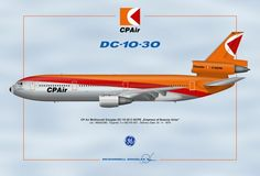 CP Air DC-10-30 Canadian Airlines, Pacific Airlines, Airplane Sketch, Air North, Airline Logo, Private Plane, Air New Zealand, Air Space