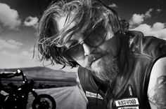 Chibs..loved this guy since I first saw him besides Kevin Costner in RobinHood.