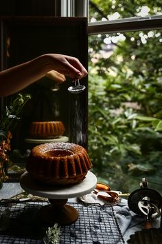 Orange Olive Oil Cake | Photography, recipe and styling by Christiann Koepke of Christiannkoepke.com-16