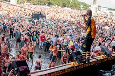 18th Woodstock Festival Poland - Dubioza Kolektiv Woodstock Poland, Woodstock Festival, Concerts, 18th, Basketball Court