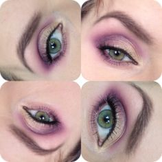 A Look using the Sleek Vintage Romance palette by me :-)