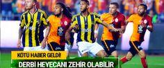 Galatasaray-Fenerbahçe derbisi öncesi meteorolojiden son dakikada gelen haber futbol severleri büyük şaşkınlığa uğrattı.