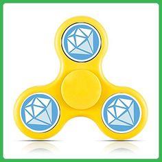 4Fun-For Fidget Spinner YouTube Dan TDM Tri-Spinner High Speed Spin - Fidget spinner (*Amazon Partner-Link)