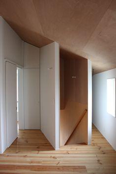 北名古屋のいえ   Works   岐阜の設計事務所 ピュウデザイン 住宅設計、店舗設計、新築、リノベーション、家具デザイン