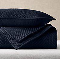 Washed Herringbone Sateen Coverlet Pick Stitch, Velvet Bed, Interior Design Boards, Ruffle Bedding, Bedding Sets, Textiles, Wall Art For Sale, Upholstered Platform Bed, Herringbone Pattern