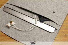 11 MacBook AIR sleeve laptop casemacbook case by packandsmooch