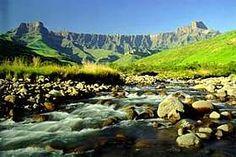Royal Natal National Park, Drakensberg, KwaZulu-Natal - South Africa...my favorite place to hike!