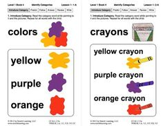 Book 4: Identify Categories, Isolate Initials Sounds 1 (Newitt Prereading Series)