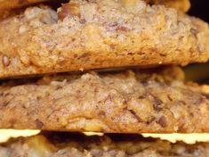 Healthy Sweets, Banana Bread, Paleo, Cookies, Baking, Dios, Crack Crackers, Biscuits, Bakken