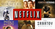12 Must See Netflix Movies for Mormons