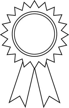Printable Award Ribbons Classroom School Craft And
