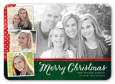christmas shine 5x7 greeting card christmas cards shutterfly - Shutterfly Xmas Cards
