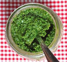 POWER FOOD: Kale Pesto