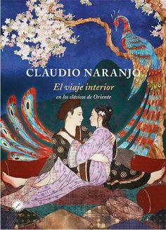 libro Claudio Naranjo and my illustration created for El  Viaje interior