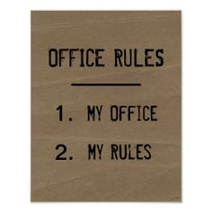 >>>The best place          Funny Office Rules Poster           Funny Office Rules Poster Yes I can say you are on right site we just collected best shopping store that haveReview          Funny Office Rules Poster Online Secure Check out Quick and Easy...Cleck Hot Deals >>> http://www.zazzle.com/funny_office_rules_poster-228802315861060221?rf=238627982471231924&zbar=1&tc=terrest