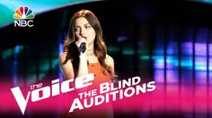 """The Voice 2017 Blind Audition - Lilli Passero: """"A Love of My Own"""""""