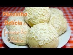 Pãozinho Delícia, não tem o mesmo status do acarajé, do abará ou do vatapá por exemplo, mas é uma tradição por aqui. Vai bem de manhã, no café da tarde, deixam um sabor de quero mais nas festas, pois quem prova, aprova! Confiram a Vídeo Receita: http://www.gemelares.com.br/2013/10/paozinho-delicia-o-famoso-da-bahia.html