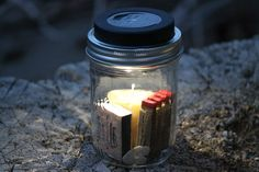Camp Wander: Elk Camp Solar Lanterns + Provisions
