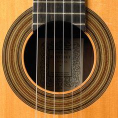 Robert Bouchet 1961 | Harris Guitar Foundation