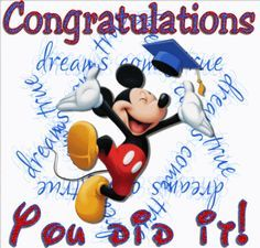 pictures of graduation | Congratulations You Did It! Graduation Greetings | Graphics99.com