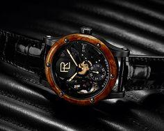 ralph lauren designs watch based on 1938 bugatti type 57SC atlantic coupe