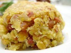 Recetas de Cocina: Mofongo.