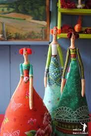 Resultado de imagen para arts and crafts,fabric dolls fairies #artsandcraftspottery,