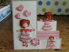 snoesje 3d Cards, Marianne Design, Daisy, Margarita Flower, Daisies