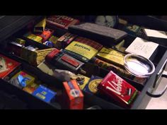 LEGO® Blocumentary -- From Inspiration to Creation: Aaron Draplin - YouTube