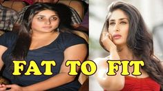 09 Bollywood Actress Who Went Fat to Fit Latest Pictures 2018