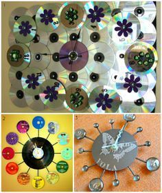 crafts with cds - Google Search
