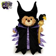 Build-A-Bear Workshop Disney Villains 3-Piece Costume for 16″ Plush – Maleficent & Diablo – ExperienceTheMistress.com