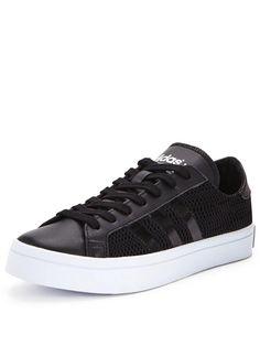 00e45a601f adidas Originals Adidas Originals Court Vantage | very.co.uk Adidas  Originals, Moda