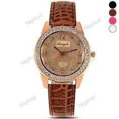 Fashion Elegant Design Shiny Diamonds Quartz Watch Wrist Watch for Lady Girl WWT-368782