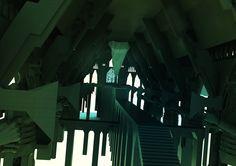 Work in progress without plans, welcome to Erebor !  #architecture #hobbit #peterjackson #visuarchstudio #3D