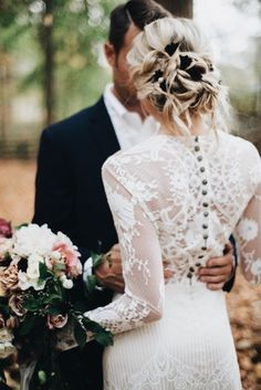 Feather Bodice Gloria Gown Nicolette Wedding Mermaid Wedding Dress Lace Open Back Flowing Skirt White Beautiful Gorgeous Wedding Dress Gown White Full Flowing Skirt Lace Quarter Sleeves White Fitted Fit And Flare Sweetheart Neckline Ballgown Ball #bride #bridal