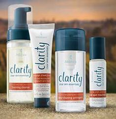 Melaleuca Clarity Clear Skin Essentials™ Acne Prevention System---I've had customers say it's better than another popular brand.