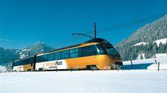 GoldenPass Line - Zwitserland Toerisme
