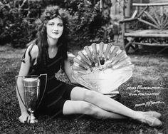 Ruth Malcomson Miss Philadelphia 1924 8x10 Reprint Of Old Photo