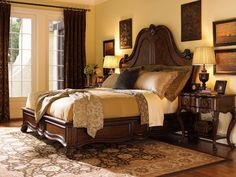 I like this too! Colorado Style Grande Panel Bed   http://www.coloradostyle.com/bedroom/grande-panel-bed/902/#