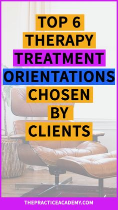 Are you a therapist who wants to boost their online marketing, get more referrals from therapist directories and attract more clients? Find out what the top treatment orientations are according to clients so that you can understand what they are looking for and market your skills accordingly. Click through to read the whole post and download the full list!