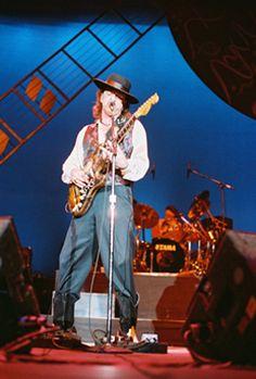 Stevie Ray Vaughan 1990 Blues Festival Tour