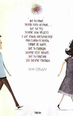 #frases #quotes #pensamientos #reflexiones Bob Dylan, Motivational Phrases, Inspirational Quotes, Lyric Quotes, Lyrics, Some Good Quotes, Nice Quotes, Spiritual Messages, Heart Quotes