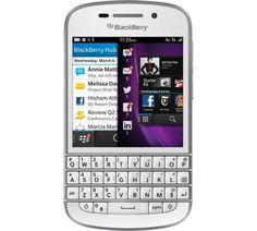 BlackBerry Q10 White in http://banana-store.ru