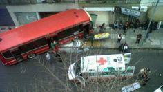 Un colectivo se incrustó en una óptica en Recoleta: hay más de 30 heridos --> http://www.diariopopular.com.ar/notas/130252-un-colectivo-se-incrusto-una-optica-recoleta-hay-mas-30-heridos