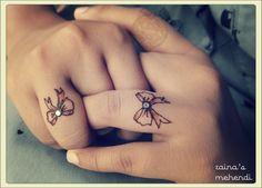 #bows #henna #tatoo #zainasmehendi #mehndi #henna #art #design https://www.facebook.com/zainasmehendi
