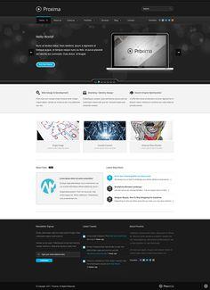 web-design website site business corporate dark professional proximity | source: http://themeforest.net/item/proxima-portfolio-business-template/2359619?wt.ac=category_thumb_1=category_thumb_author=aldrinlsc?ref=creattica